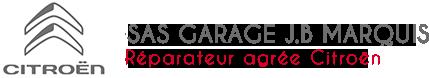 Logo GARAGE J.B MARQUIS SARL